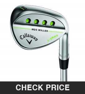 Callaway Mack Daddy 3 Chrome S-Grind Wedge
