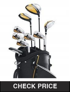 Wilson Golf Men's Ultra Complete Package Set