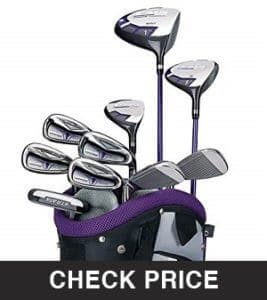 Womens Strata Plus Complete Golf Set