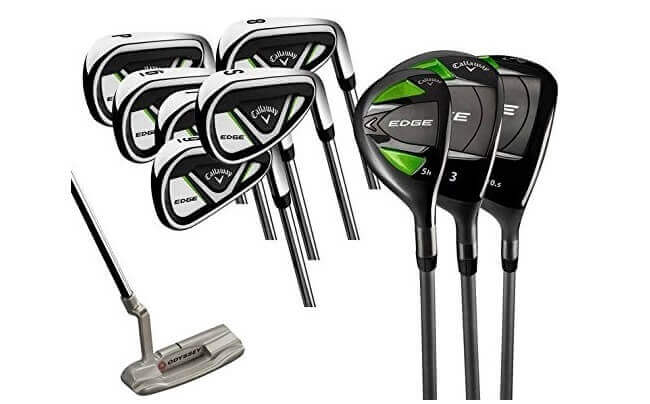 Callaway Edge Review Club Set
