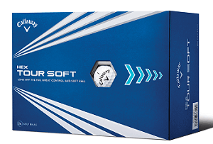 Callaway hex tour soft review