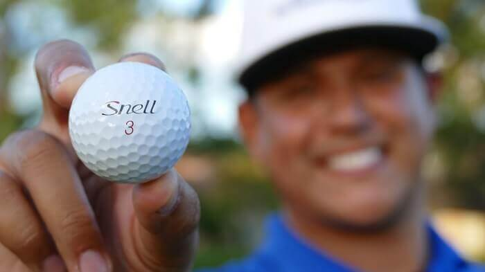 Snell golf balls review