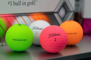 Titleist Velocity Review